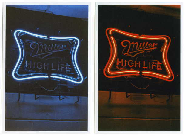 Decatur Tattoo, 2009. Neon Sign, 2008